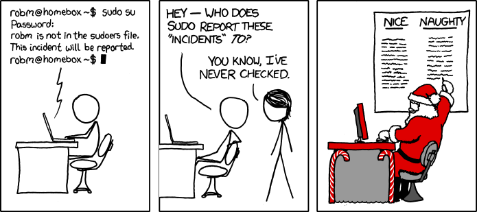 XKCD: incident